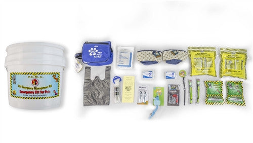 CATastrophy Survival Kit for Cats