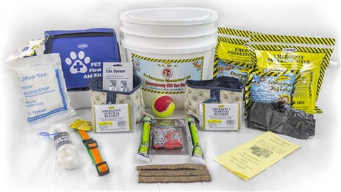 Dog GoneIt Emergency Survival Kit - Family Survival Supply