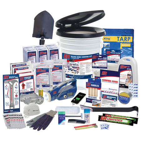 Emergency Ready Tornado-Hurricane Kit