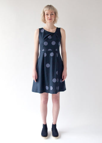 Polka Dot Date Dress
