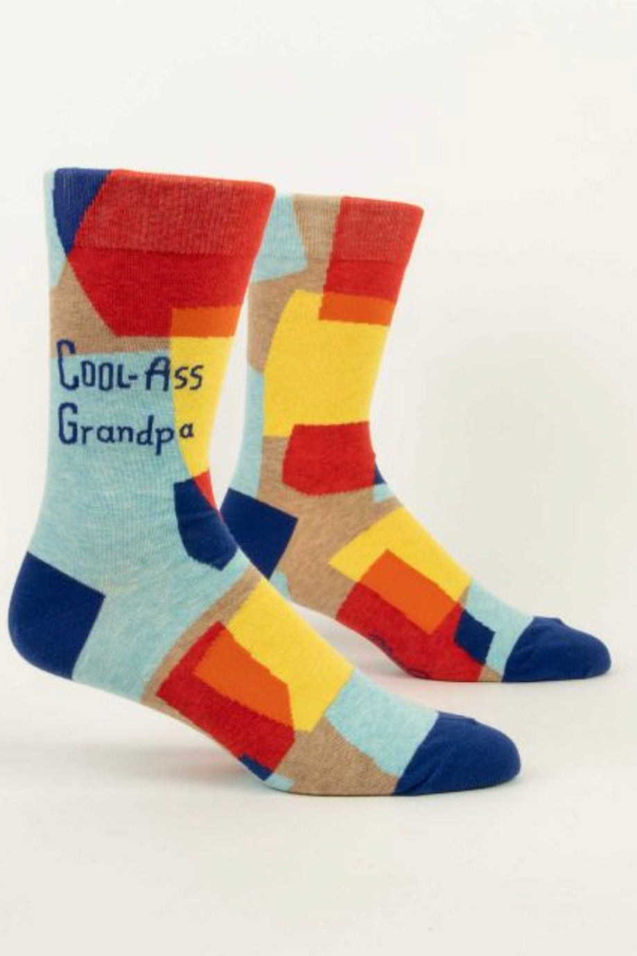Blue Q Cool-Ass Grandpa Men's Socks