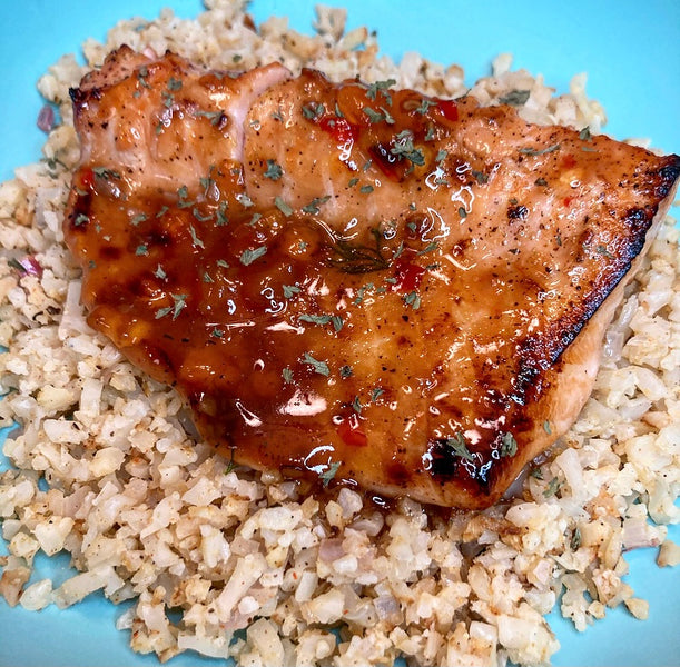 Sweet Chili Salmon