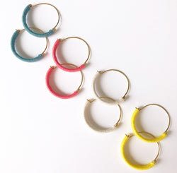 Mini Threaded Hoops