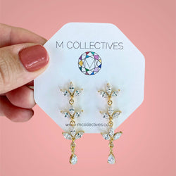 Millie Crystal Earrings