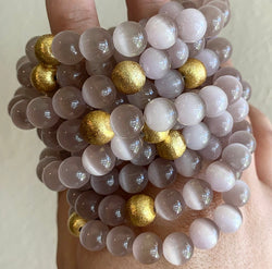 Selenite Quartz Bracelet