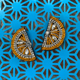Sequined Summer Earrings