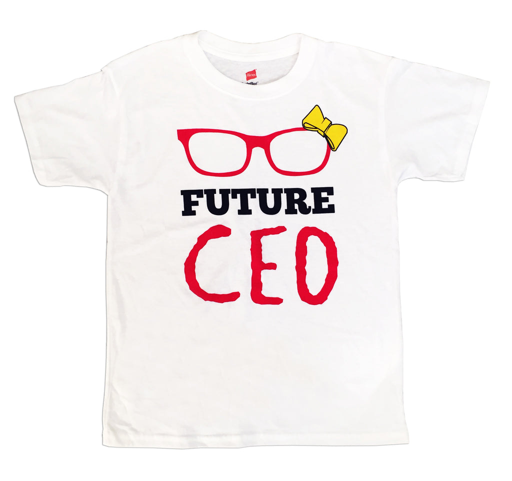 Future CEO T-Shirt TODDLER/KIDS/ADULTS
