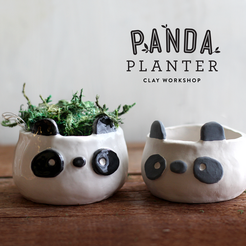 panda – 4Cats Arts Studio Duncan