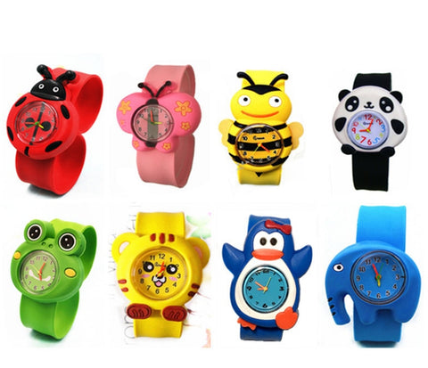 Baby Watch 3D Cartoon Kids Wrist Watches Children Watch Clock Quartz Watches for Girls Boys Gifts Kids Watches