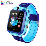 LIGE Children's Smart Watch Kid smartwatch Waterproof Baby Watches SOS Call LBS Locator Tracker Children gifts for boys girls