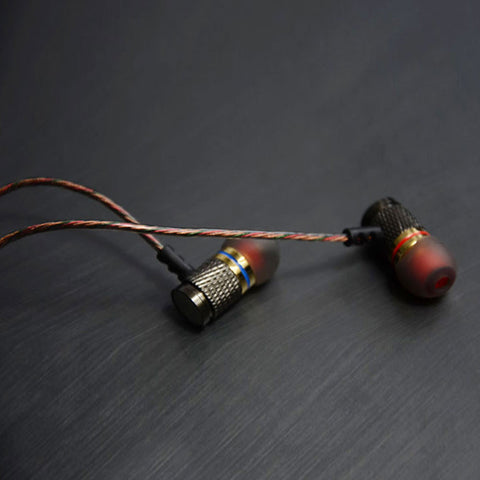 HiFi Bass In-Ear Headphones