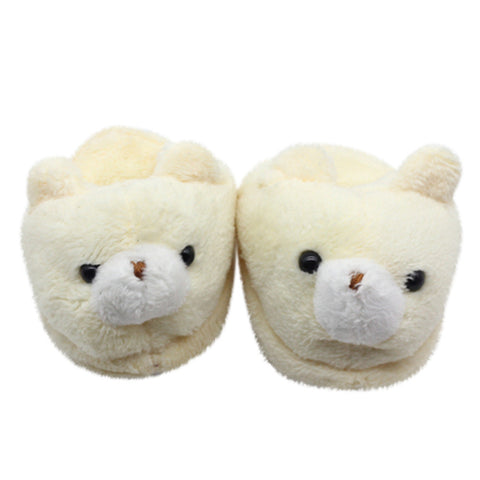 For 18 Inch American Doll Cute Animal Plush Slippers