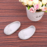 Gray American Girl Doll Shoes
