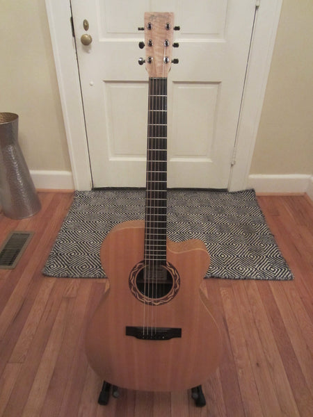 USA MADE 2006 Martin XC1T Ellipse Acoustic Electric Guitar w/ Original Hard Case