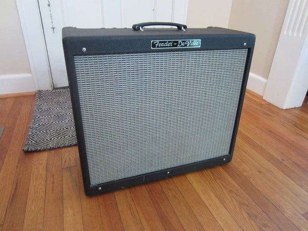 Fender Hot Rod DeVille 212 60w Combo | Very Clean, All Original, Foot Switch, Cover