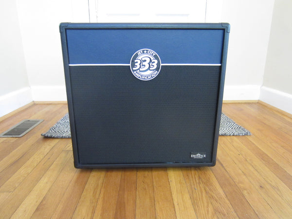 Jet City Amplification 1 x 12 Extension Cab | JCA12S+, 16 Ω, Eminence