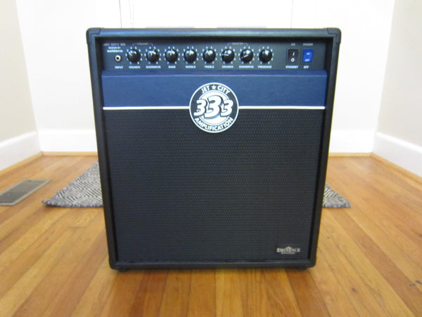 Jet CIty 20 JCA2112C 1 x 12 Tube Combo | Pristine Condition w/ Foot Switch