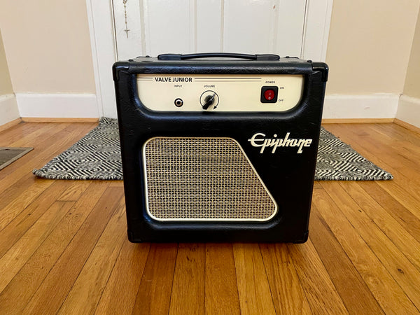 Epiphone Valve Junior 1 x 8 Combo, Jensen AlNiCo P8R, Hammond OT | Single Ended, EL84, 5-Watt