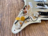 2013 Fender American Special Stratocaster Loaded Pickguard | Texas Specials, Grease Bucket Tone Circuit