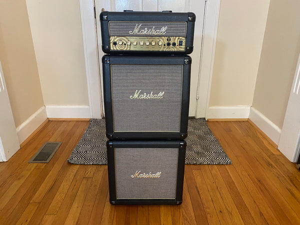 Marshall MG15MSZW Zakk Wylde Mini-Stack | Fantastic Condition!
