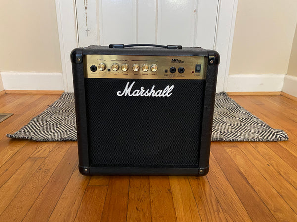 Marshall MG15CD Combo | Very Clean, Sounds Great!