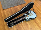2006 Epiphone Les Paul Custom MIK Korean | Alpine White, 60s Neck, SKB Hard Case, Super Clean