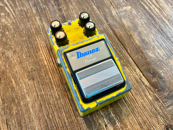 80s Vintage Ibanez FL9 Flanger | Honest Wear, Sounds Great