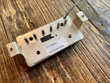 "Gibson USA '57 Classic PAF Humbucker | 7.85 kΩ DCR, 14"" Long Lead, Springs & Screws"