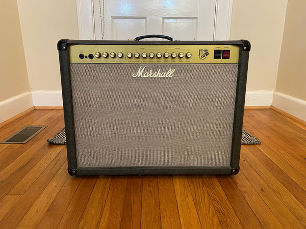 UK Made Marshall JTM60 JTM622 | 2 x 12 Combo, 2 x EL34s, All Tube, Spring Reverb