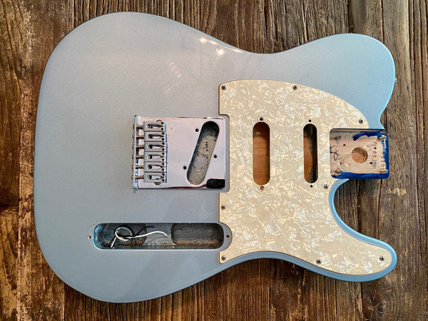 2001 Fender Standard Series Telecaster Body | Modified for Nashville Telecaster
