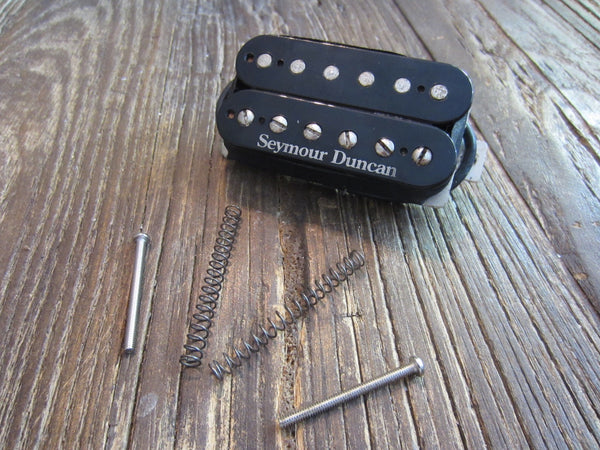 "Seymour Duncan SH-4 JB Bridge Humbucker | 12""+ 4-Conductor Lead, 16.35 kΩ"