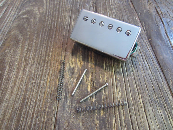 Seymour Duncan SH-55n Seth Lover Neck Humbucker | Nickel Cover, 4-Conductor Lead