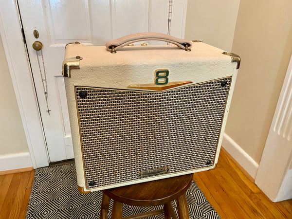 Crate Palomino V8 Combo | 1 x 10 Single Ended EL84, Celestion | Very Clean