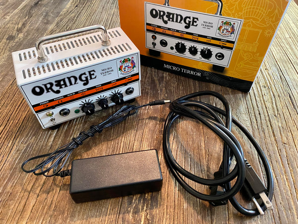 Orange MT20 Micro Terror 20w Head | Super Clean, Sounds Great, Original Box & Power Supply