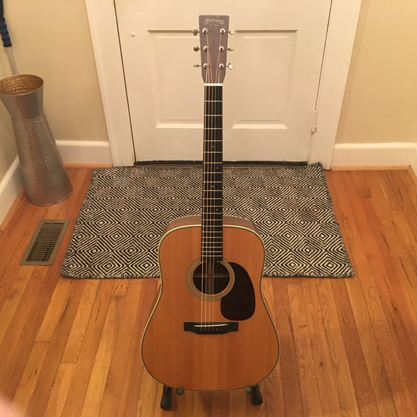 2011 Martin HD-28V Dreadnought Acoustic Guitar w/ OHSC