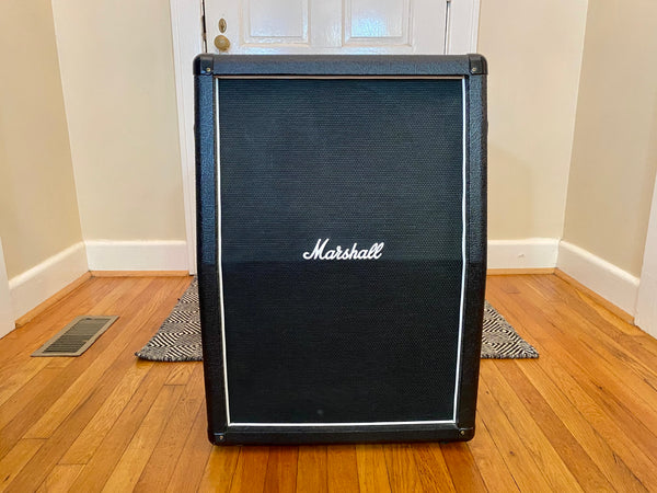 Marshall MX212A | 2 x 12 Vertical Slanted Cabinet, Celestion Seventy-80 Speakers, 8Ω