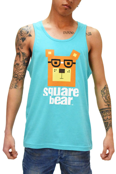 SB Otis Tank - Square Bear