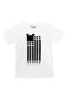 SB Flag T-Shirt - Square Bear