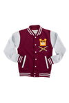 Square Bear Varsity Jacket - Square Bear