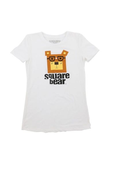 Women's Original Square Bear T-Shirt