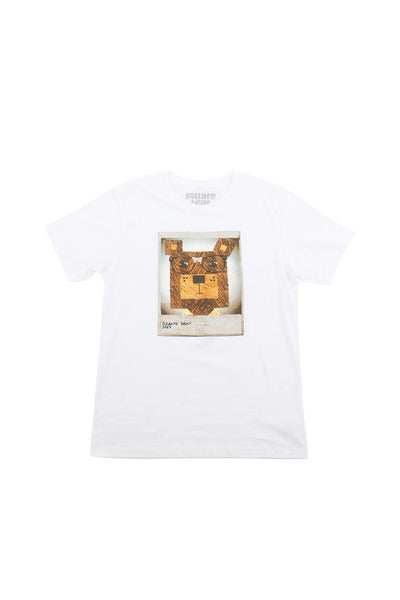 "Square Bear ""Selfie"" T-Shirt - Square Bear"
