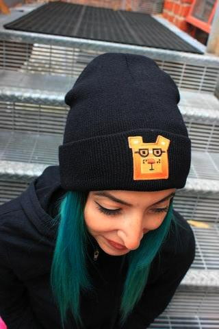 Square Bear Beanie - Square Bear