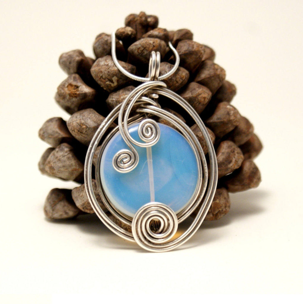 Handmade Moonstone Boho Necklace - Babazen