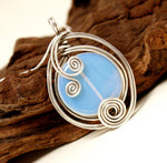 Handmade Genuine Moonstone Boho Necklace - Babazen