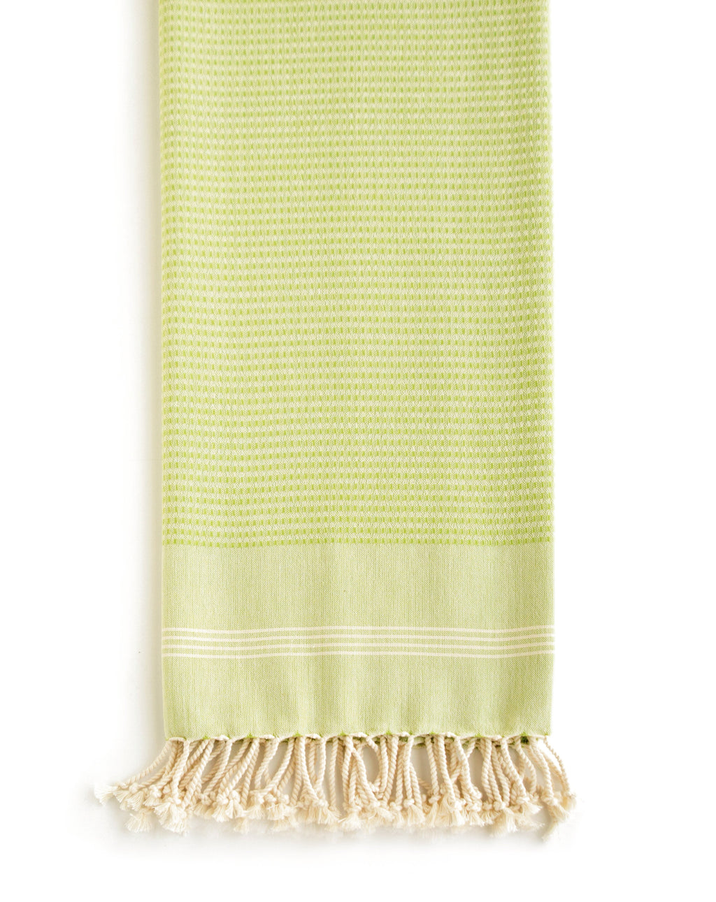 Handloom Cotton Beach Towel Yoga Towel Turkish Towel Lila - Babazen