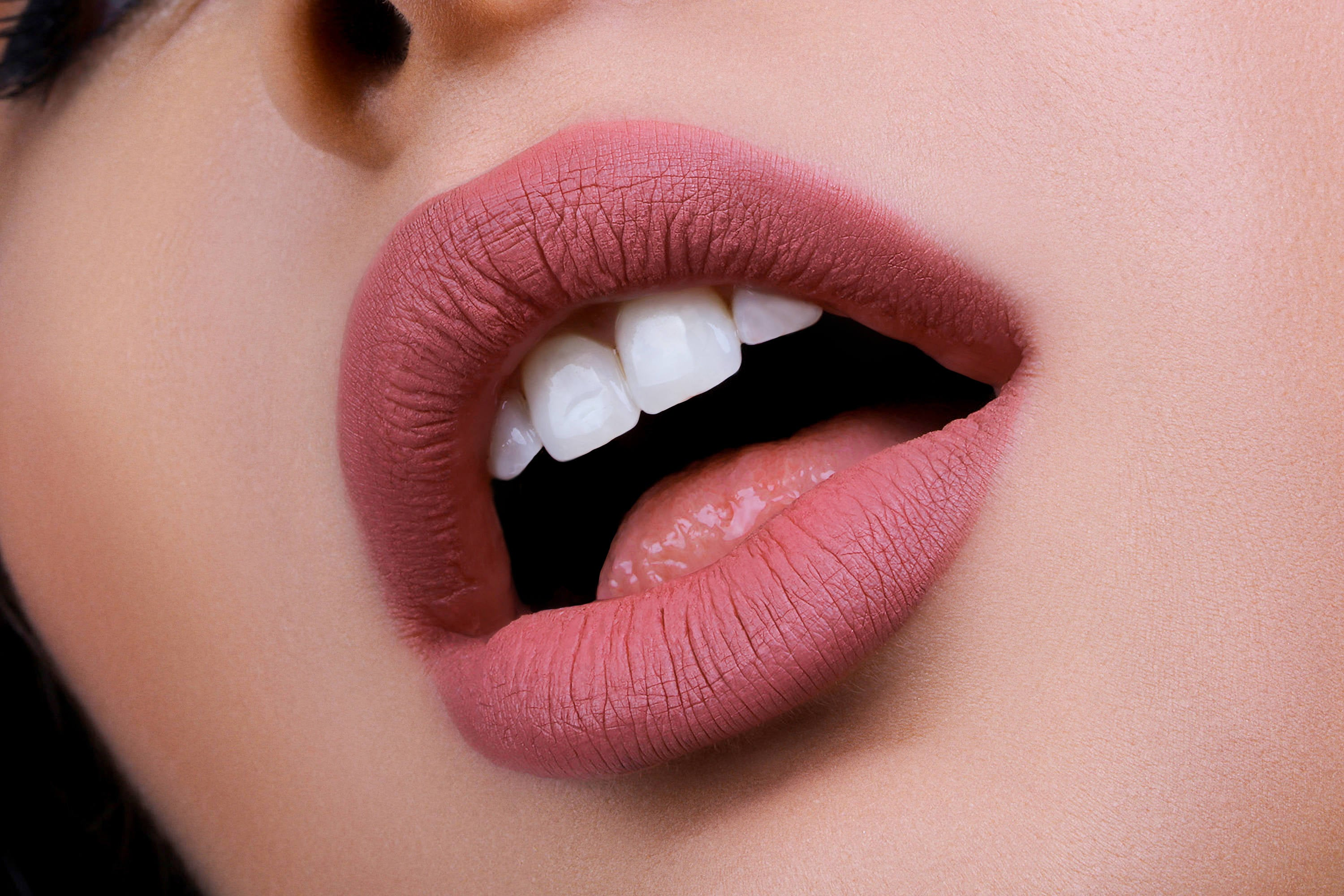 Matte Liquid Lipstick, cruelty free makeup, Only You - Babazen