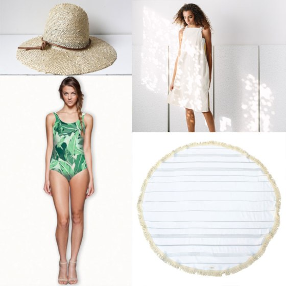 Ethical Summer Outfits: Beach Day