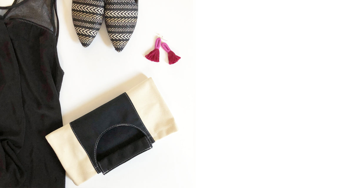 The Fillmore 3-in-1 Envelope Clutch