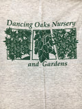 Apparel ~ T-Shirt, Short Sleeves, Women's, Heather Grey Updated Plant Tiles ~ Dancing Oaks Nursery