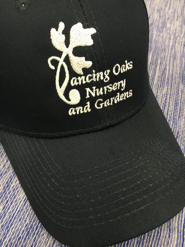 Apparel ~ Logo Baseball Cap ~ Dancing Oaks Nursery